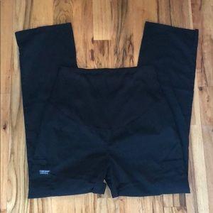 MATERNITY Cherokee scrub pants